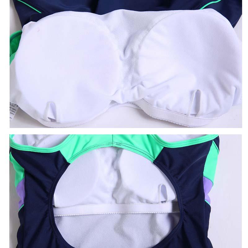 Фритюрница MILE Женский плавательный костюм размер плюс (Фото 5)