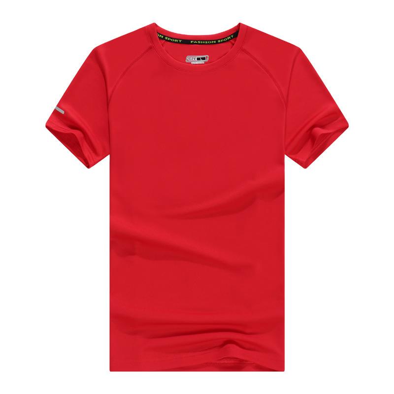 Фритюрница MILE Спортивная дышащая футболка для мужчин и женщин (Фото 6)