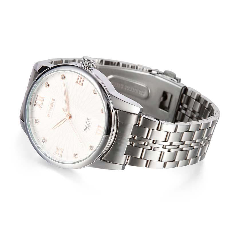 Часы Водонепроницаемые кварцевые мужские часы  (Photo 5)