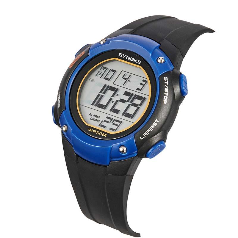Фритюрница MILE Водонепроницаемые спортивные мужские часы (Фото 5)
