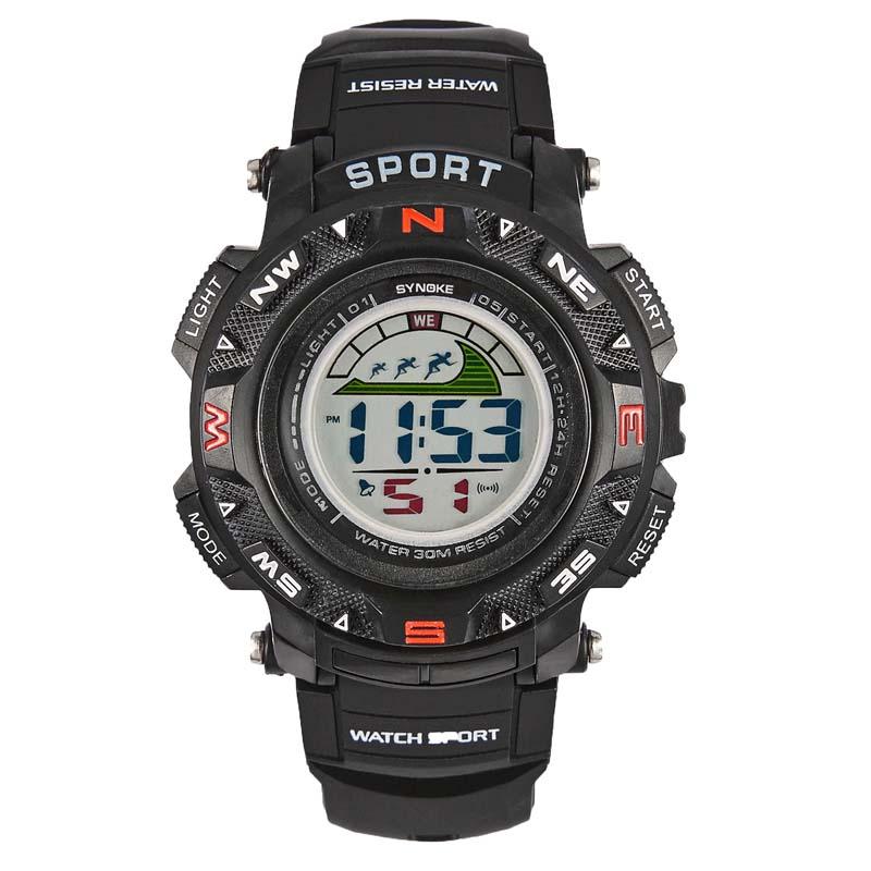 Фритюрница MILE Мужские спортивные цифровые наручные часы (Фото 2)