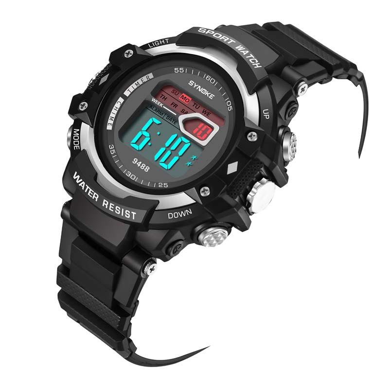 Фритюрница MILE Подростковые водонепроницаемые наручные часы (Фото 6)