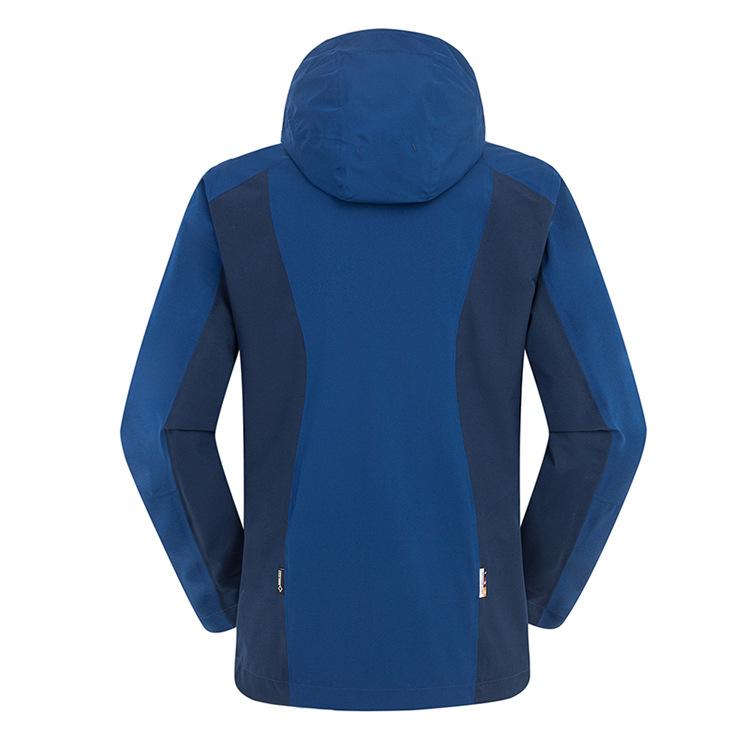 Фритюрница MILE Мужская ветрозащитная куртка из флиса для туризма и спорта (Фото 4)
