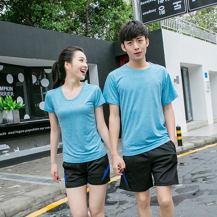 Фритюрница MILE Летняя спортивная футболка для мужчин и женщин (Фото 5)
