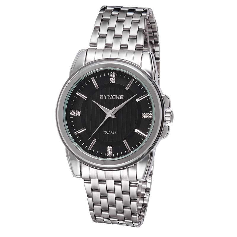 Фритюрница MILE Мужские наручные часы с кожаным ремешком (Фото 3)
