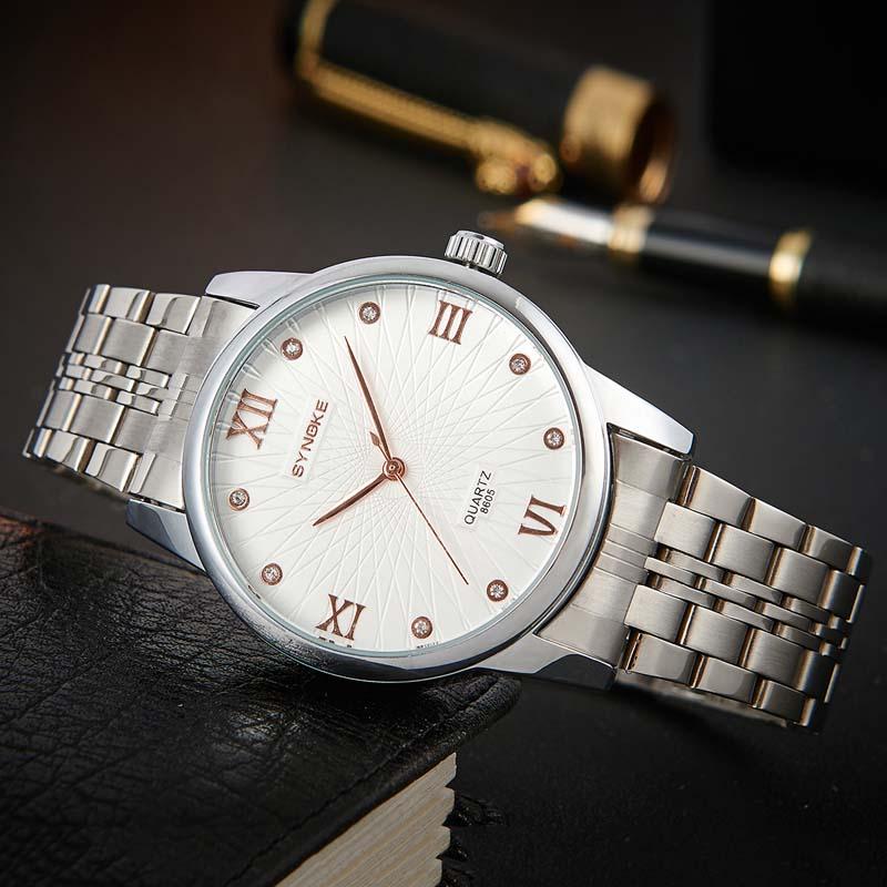 Часы Водонепроницаемые кварцевые мужские часы  (Photo 6)