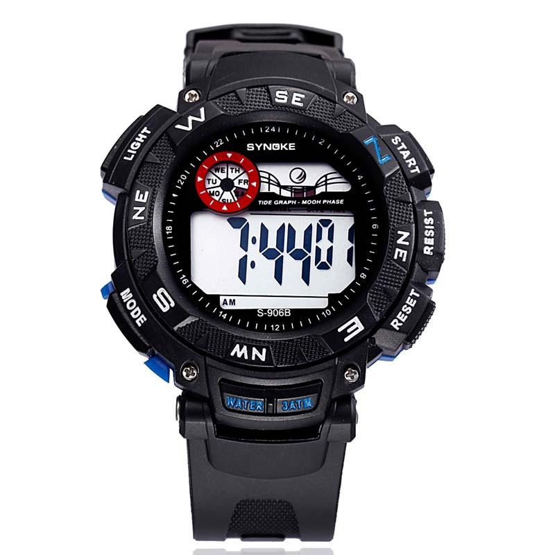 MILE Мужские спортивные наручные часы
