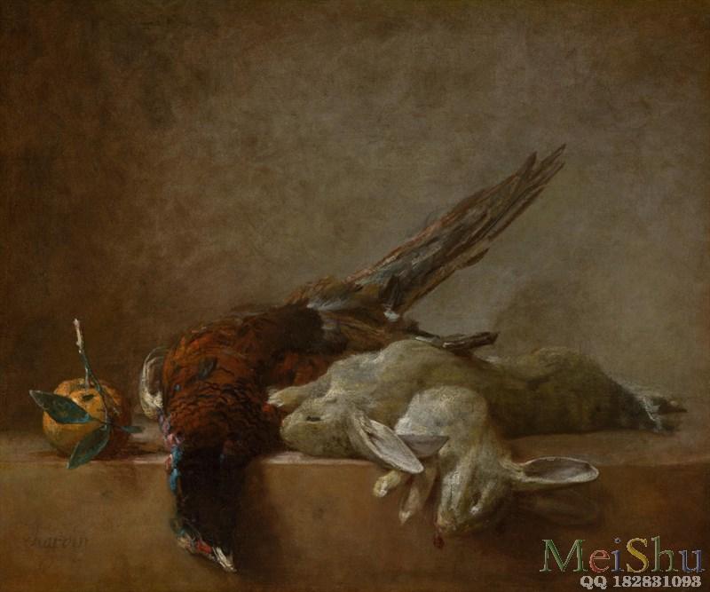 ��ӡˢ����YH50912058�ŵ侲���ͻ�ͼƬJean Sim��on Chardin, French-82M-5885X4911