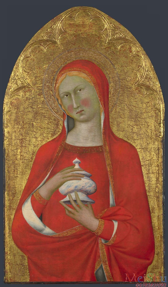 ����ӡ����YH4125841�ͻ��ڽ̴���ʥĸʥ��ͼƬSaint Mary Magdaleneʥ����Ĩ����about 1330-50, Master of the Palazzo Venezia Mad