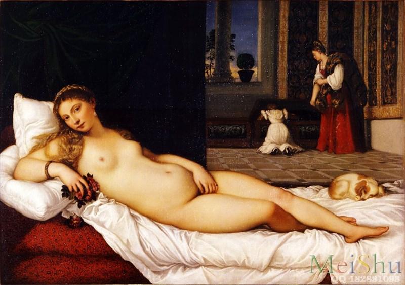 �����ͼ���YH4130489�ͻ���Ů������Ů����ͼƬTiziano_-_Venere_di_Urbino_-_Google_Art_Project-18M-3000X2110