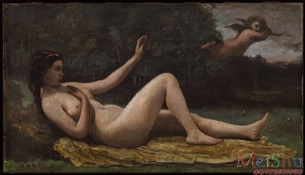║╬пюим╪╤║©YH51166723см╩╜м╪ф╛хклЕбЦлЕхкнОЁ║╬╟Jean-Baptiste-Camille Corot, French, 1796 - 1875_117_2-16M-3200X1837