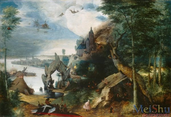 ║╬с║к╒╪╤║©YH51010339╥Г╬╟╫╗жЧнОсм╩╜м╪ф╛Follower of Pieter Bruegel the Elder, Netherlandish-62M-5652X3860