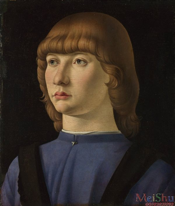 ��ӡˢ����YH4131757�ͻ�����ŵ�ͼƬPortrait of a Boy һ���к���Ф�� about 1475-98, Jacometto-76M-5382X6339