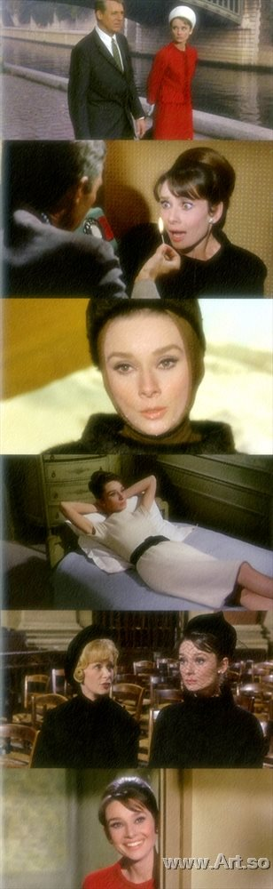 ����ӡ����ZSH9095510�������ձ�������Ƭ����ɨ���Audrey Hepburn poster photos HD scan picture����װ�λ�����ͼƬ-17M-1368X4448
