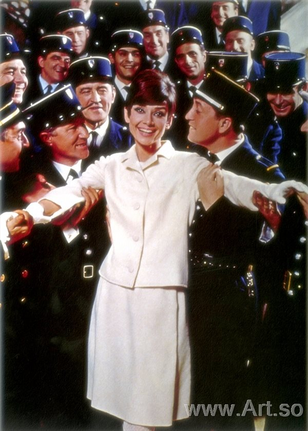 ��ӡˢ����ZSH9095807�������ձ�������Ƭ����ɨ���Audrey Hepburn poster photos HD scan picture����װ�λ�����ͼƬ-27M-2608X3649