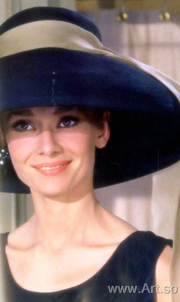 ����������ZSH9095004�������ձ�������Ƭ����ɨ���Audrey Hepburn poster photos HD scan picture����װ�λ�����ͼƬ-31M-2560X4280