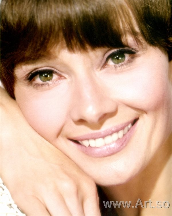 ����������ZSH9095017�������ձ�������Ƭ����ɨ���Audrey Hepburn poster photos HD scan picture����װ�λ�����ͼƬ-43M-3480X4384