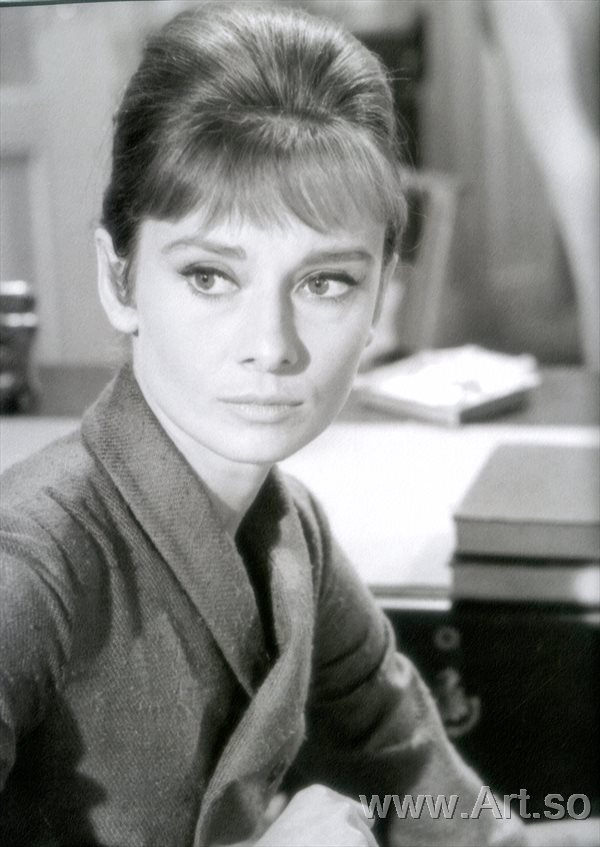 ����������ZSH9095117�������ձ�������Ƭ����ɨ���Audrey Hepburn poster photos HD scan picture����װ�λ�����ͼƬ-35M-2952X4168