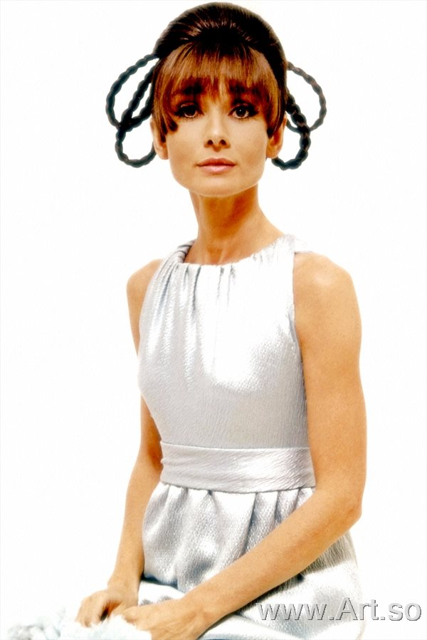 ����������ZSH9095057�������ձ�������Ƭ����ɨ���Audrey Hepburn poster photos HD scan picture����װ�λ�����ͼƬ-35M-2864X4288