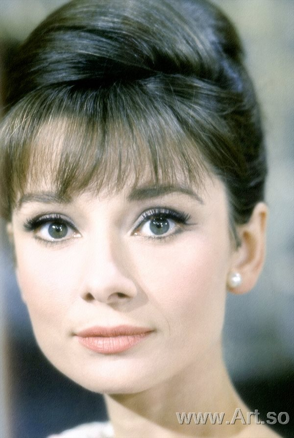 ����������ZSH9095087�������ձ�������Ƭ����ɨ���Audrey Hepburn poster photos HD scan picture����װ�λ�����ͼƬ-37M-2960X4408