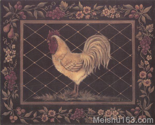 【印刷级】ZSH1178521-动物鸟类-大公鸡-高清晰高质量专业喷墨打印电子文件-109M-5974X4800
