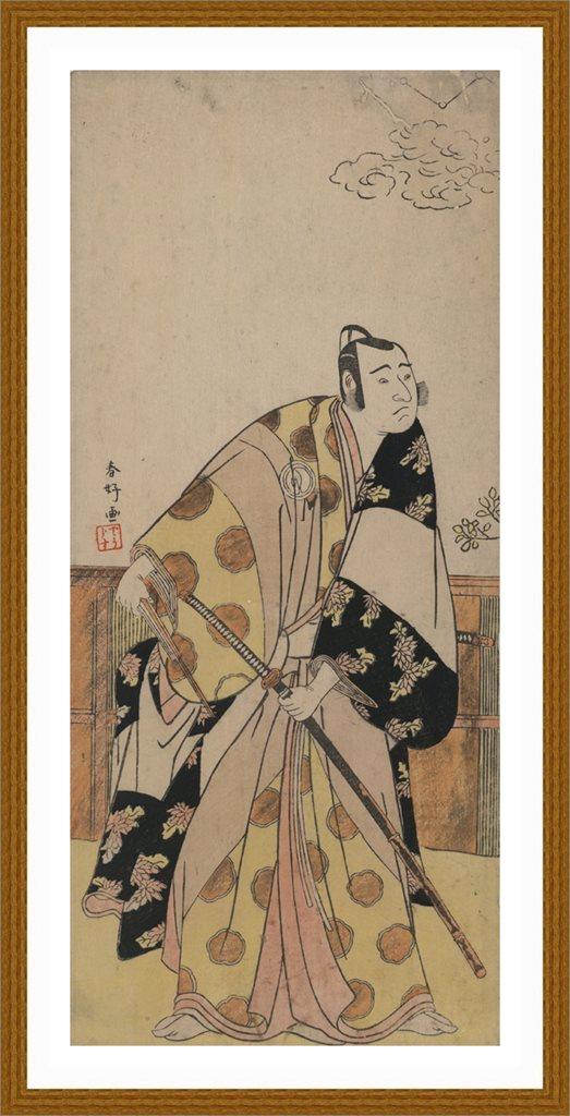 【打印级】RBH9113910-日本人物其他-武士人物日本浮世绘近现代高清图片-41M-2543X5772
