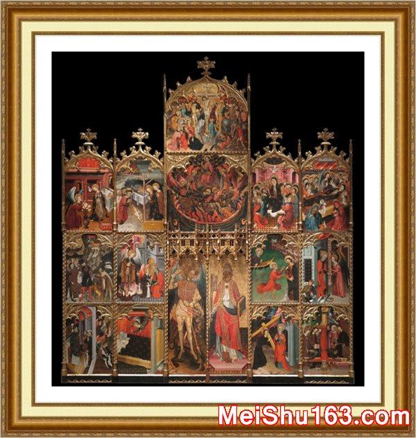 【印刷级】YH1163116-宗教其他-欧美基督天主高清资源印刷喷绘下载-86M-5326X5706
