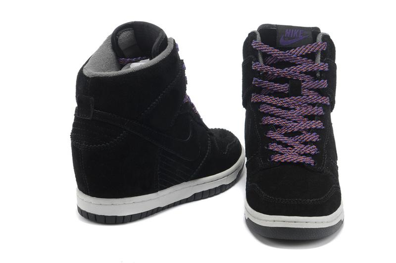 耐克女鞋dunk high sb高帮休闲鞋内增高女板鞋528899