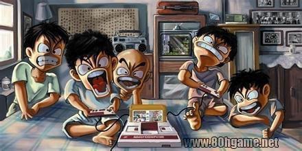 [小霸王游戏机84合一]-没有它的童年,绝必是灰暗不完整的童年
