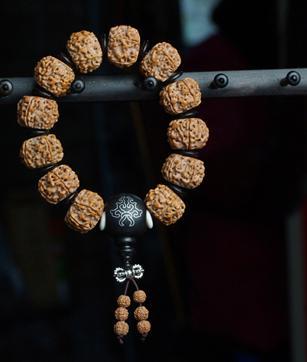 星月菩提子佛珠手链