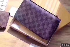 Lv Louis Vuitton Clutch 41503