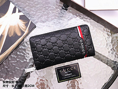 Gucci Original Handbags 171014 Black Red