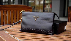 Prada Men's Bag Wallet Clutch 111-5