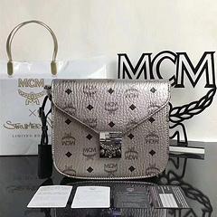 MCM handbags shoulder bag messenger bag saddle bag