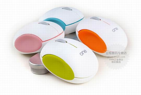 非常可爱非常萌的无线鼠标