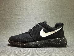 qq红包秒抢软件 奥运伦敦 ROSHERUN 真标 黑白泼墨 男女鞋 511881-011 36-44