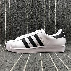 真标 纯原品质 Adidas SUPERSTAR 贝壳头休闲板鞋 C77124 尺码 36 36.5 37 38 38.5 39 40 40.5 41 42 42.5 43 44