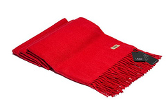 Ugg scarf Chinese red beeng album
