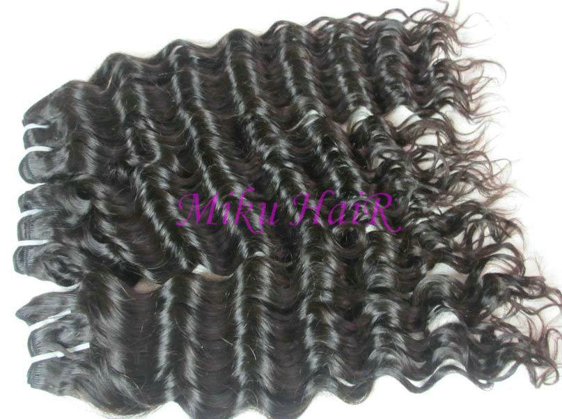 159 for 2pks 24& 34 brazilian virgin hair wefts deep wave