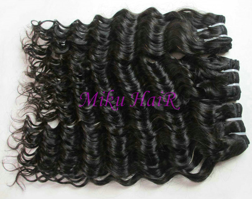 149 for 2pks 22in virgin brazilian hair weave deep 1B
