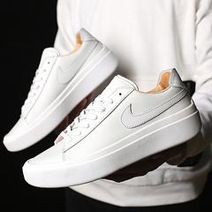 真标半码 qq红包秒抢软件Nike Grand Volee内增高板鞋开拓者内增高板鞋子高端潮流休闲鞋货号AH0254-001-100