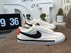 2018 新款qq红包秒抢软件开拓者板鞋帆布鞋新款开拓者布鞋NIKE BLAZER LOW GT 【真标带半码】 36-44