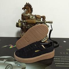 Puma x Rihanna 彪马蕾哈娜 WMNS Creeper 联名鞋款板鞋 猪巴革 36-44