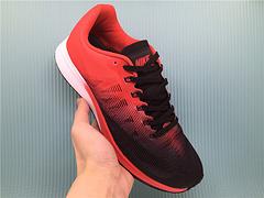 登月9代 耐克登月跑鞋Nike Air Zoom Elite 9 登月九代 黑火红40-45