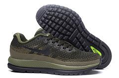 Nike AIR ZOOM VOMERO V13qq红包秒抢软件登月13代编织飞线qq红包秒抢软件13代登月V13飞线编织 飞织军绿40--45