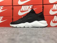公司级 亚博集团华莱士四代亚博集团华莱士4代飞织系列 Nike Air Huarache Ultra Run BR 黑白 833147-003 过虎扑论坛