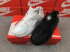 公司级 亚博集团华莱士一代亚博集团华莱士1代 原模具制 极佳脚感 Nike Air Huarache Run TXT 纯白 634835-108