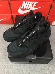 """公司级 亚博集团华莱士一代 原模具.原材料制 Nike Air Huarache Run """"CITY NYC"""" 城市联名 全黑 AJ5578-001"""