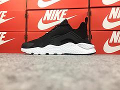 公司货 亚博集团华莱士三代亚博集团华莱士3代 过虎扑 Nike Air Huarache Run Ultra 黑白 819151-008