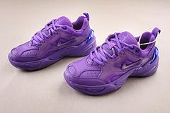 自取220放店200M2KTeknoPinkFoam复古潮流百搭旅游老爹鞋PVC荧光紫货号CI5749555尺码35545